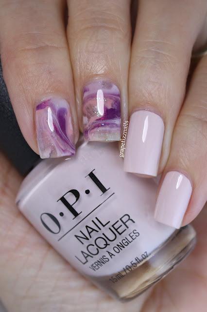 OPI Purple Smoosh