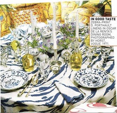 Chic + Glamorous Table Setting Ideas