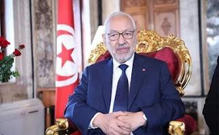 العرب الدولية، راشد الغنوشي، تونس، الأناضول، حربوشة نيوز