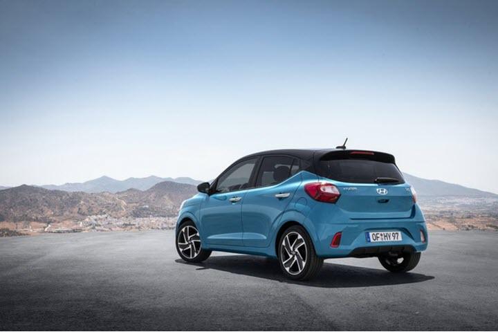 Hyundai sắp ra mắt loạt xe chạy điện, không có i10