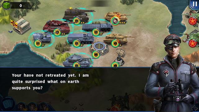 Screenshot Glory of Generals2 ACE - Apcoid