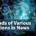 List of Heads of Various Organizations in News - January 2021