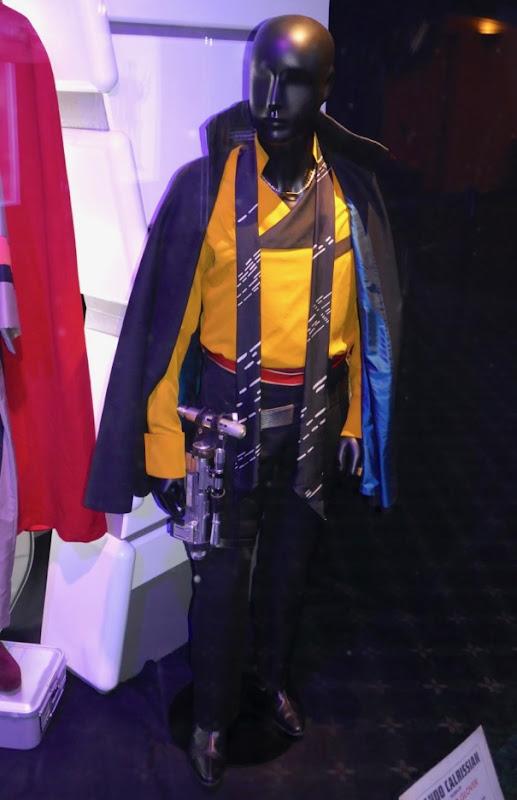 Donald Glover Solo Star Wars Lando Calrissian film costume