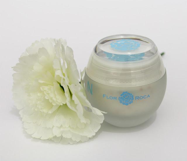 Flor Roca Crema nutritiva calmante