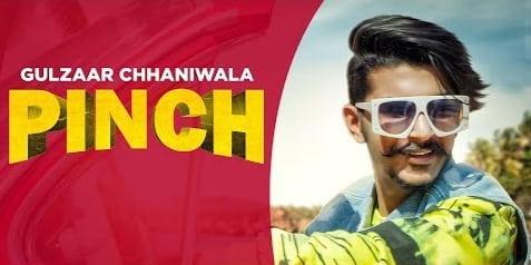Pinch Lyrics in Hindi, Gulzaar Chhaniwala