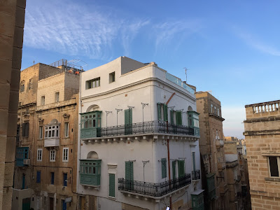 Lloyd House La Valletta.