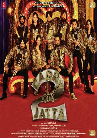 Carry on Jatta 2 2018 Full Punjabi Movie Download HDRip 720p ESub