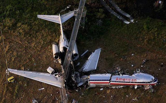 Kecelakaan Pesawat 1420 American Airlines