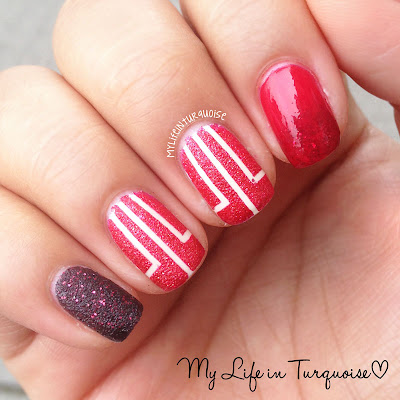 Red-Nail-Art-3-Ways