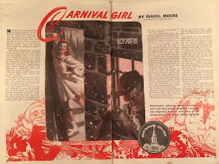 Carnival Girl from Cosmopolitan
