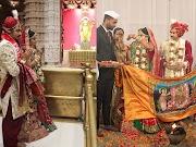 પહેલીવાર ખોડલધામ મંદિરના સાંનિઘ્યમાં યોજાયા લગ્ન
