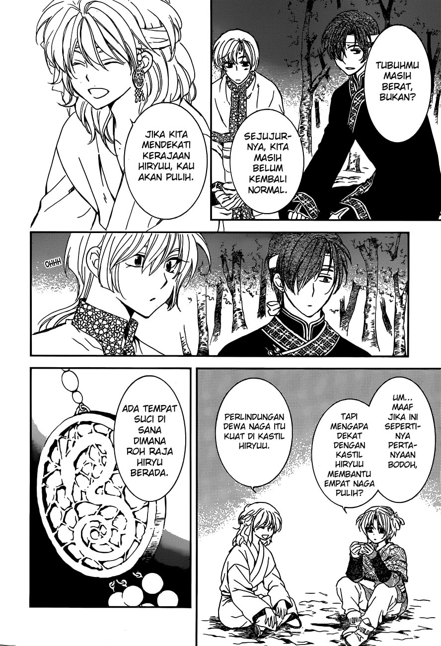 Baca Komik Akatsuki no Yona Chapter 154 Komik Station