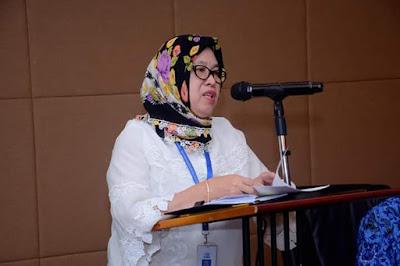Pertemuan Peningkatan Kompetensi Pengelola Data Provinsi Lampung