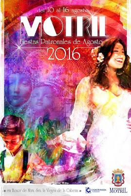 Fiestas Patronales de Motril 2016 - Mario Parrilla