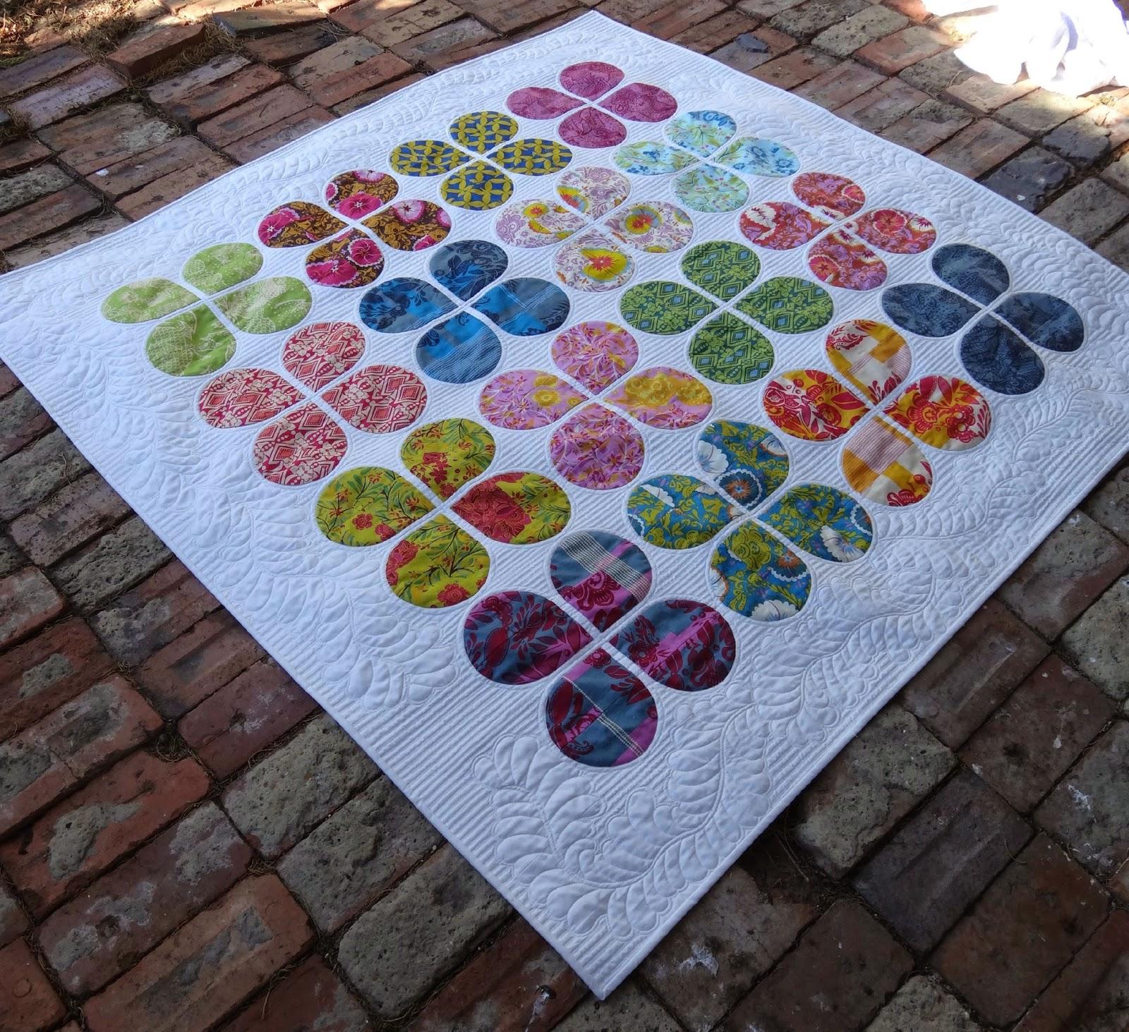 Elven Garden Quilts: Tasmanian Modern Quilt Guild!