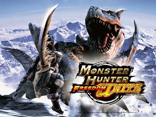 Monster Hunter Freedom Unite - Game lama tamatnya