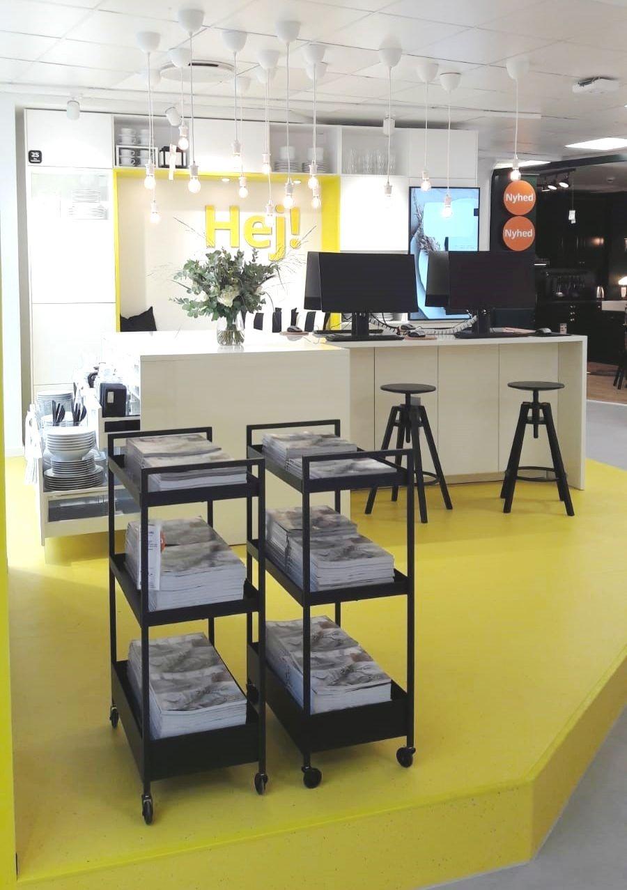 Kaarinan SOS-lapsikylän nuoret sisustavat asuntonsa yhdessä Raision IKEAn kanssa