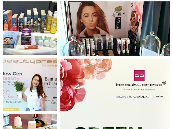 Beautypress Naturkosmetik Event im Juni 2019 in Frankfurt