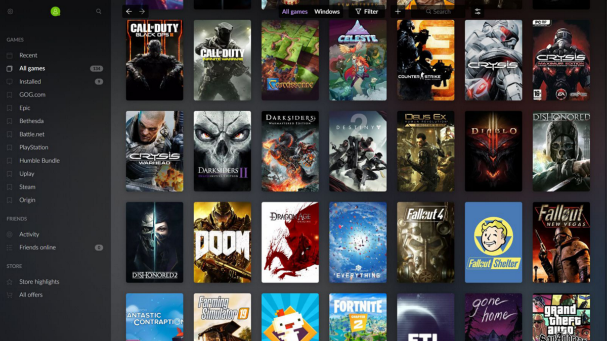 Steam, Ubisoft Connect, GOG, Origin, Battle or EpicGames: Which is the best PC gaming platform?