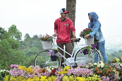 Wisata Romantis Coban Rais Malang
