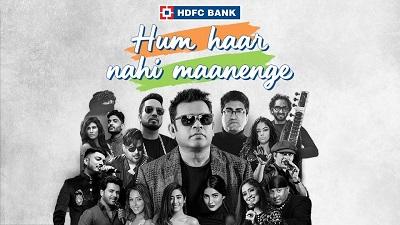 A. R. Rahman - Hum Haar Nahin Maanenge Lyrics