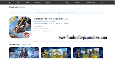 Download Free Fire For Mac