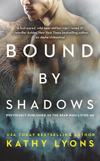 Book Review: Bound by Shadows (Grizzlies Gone Wild #1) by Kathy Lyons | About That Story