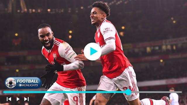 Arsenal vs Leeds United Highlights