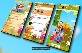 Pooh Rc Theme For YOWhatsApp & Fouad WhatsApp By Nanda