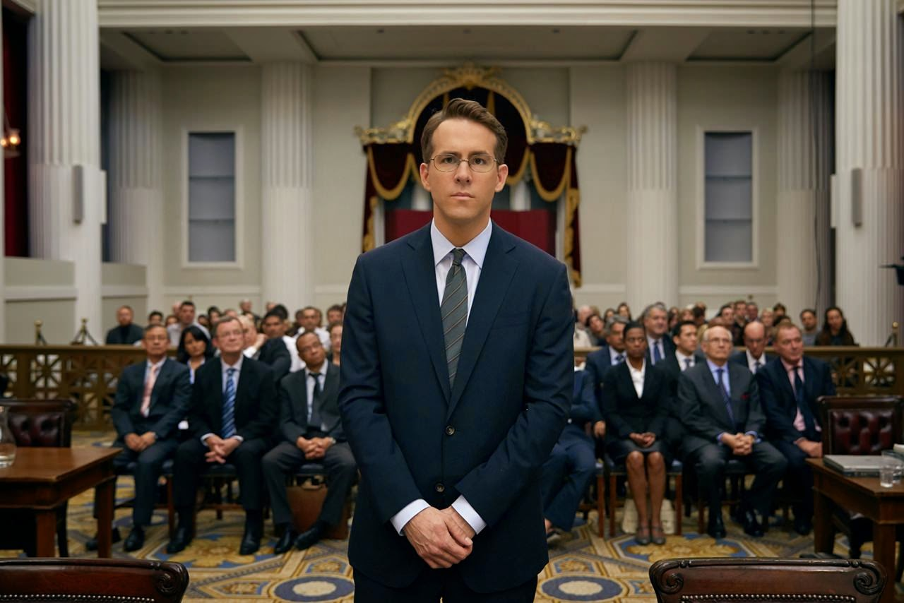 woman in gold ryan reynolds
