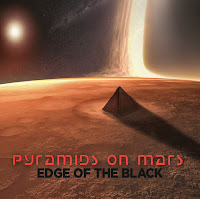 "Η σύνθεση των Pyramids on Mars ""F22 Raptor"" από το album ""Edge of the Black"""