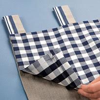 Como hacer cortinas paso a paso - Como hacer visillos ...