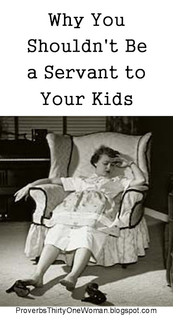 How to Help Your Kids Have a Servant's Heart