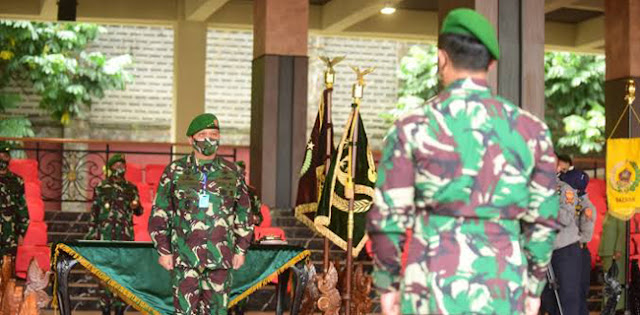 Kepala RSPAD Dan Irjenad Kini Dijabat Jenderal Bintang Tiga