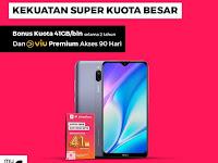 Smartfren Tawarkan Paket Kuota 41 GB/Bulan