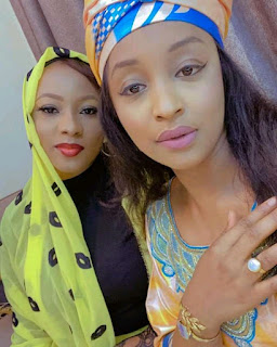 Hotuna: Daga masana'antar Kannywood Sadau sisters a hotunan bajinta