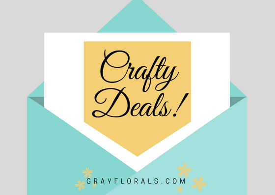 Crafty Deals and Steals Week of July 29!! // Stamp Sales