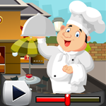 G4K Funny Chef Rescue Game Walkthrough