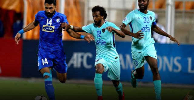 يلاشوت ... مشاهدة مباراة الاستقلال الإيرانى و الهلال السعودى