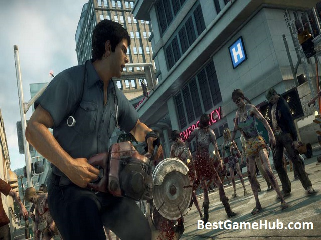 Dead Rising 3 Torrent PC Game Download Free