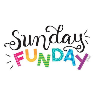 Sunday Funday logo.