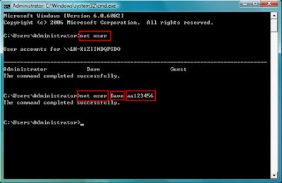 Reset Windows 8 | 7 | Vista | XP Password : Top 3 Tricks
