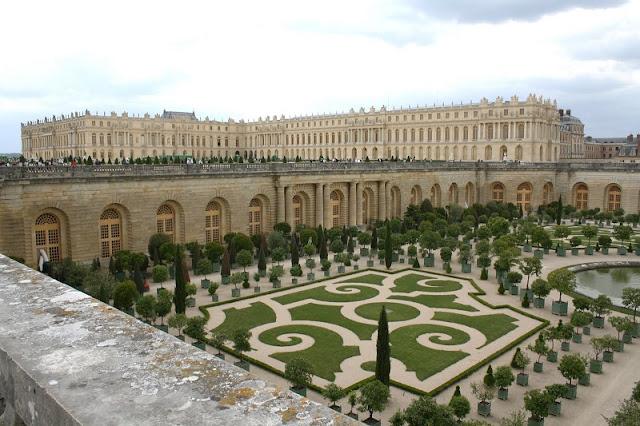 Palácio de Versalhes em Versalhes
