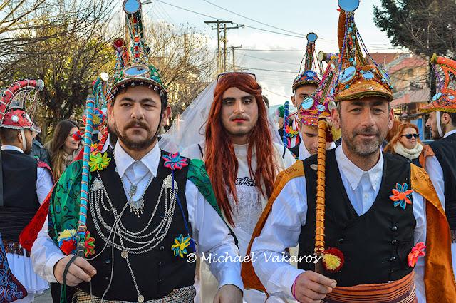 Ξεχωριστή η παρουσία των Μωμό'ερων και φέτος στην Ανατολή Ιωαννίνων