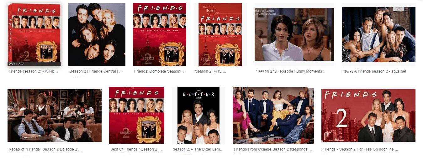 Index Of Friends Season 2 [480p & 720p]