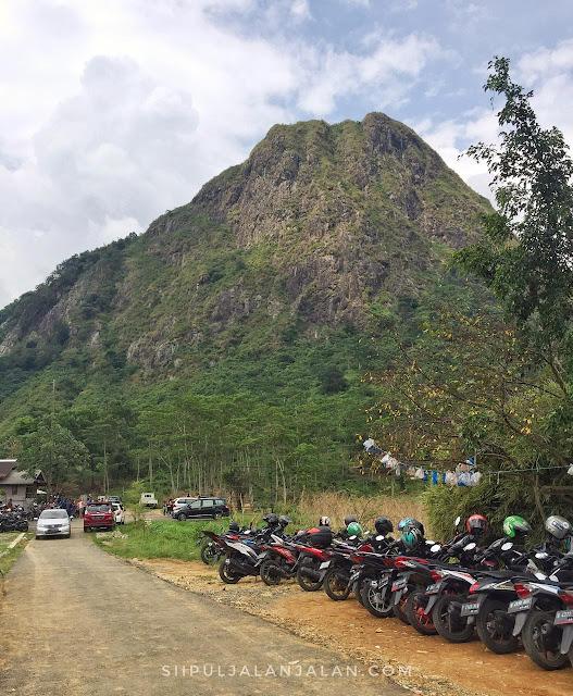 Pos 1 Gunung Batu Jonggol