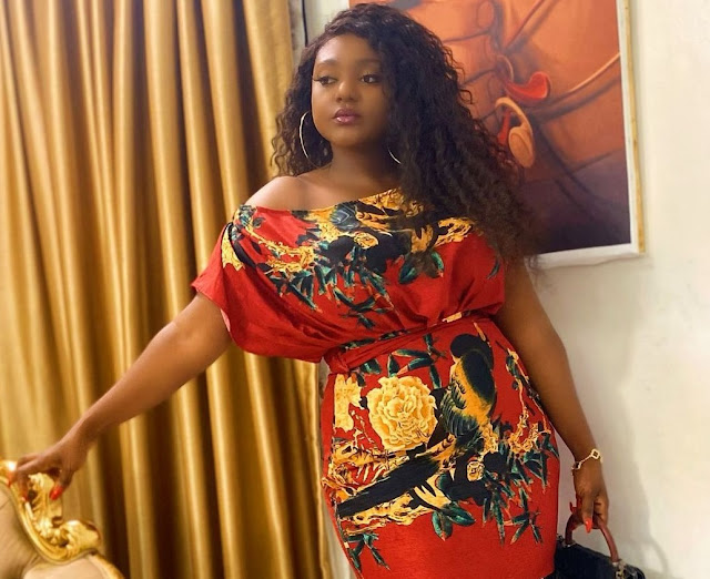 'I'll Put Myself First' - Actress Nazo Ekezie Releases Her New Year Resolution
