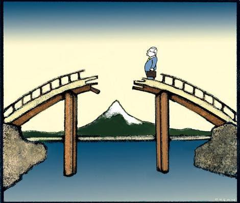 Building a bridge between poppers philosophies