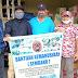 Keuskupan Timika Kirim Bantuan Sembako Untuk Pengungsi di Bilogai