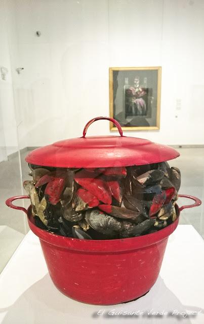 Cacerola de Mejillones, Modern Museum - Bruselas por El Guisante Verde Project